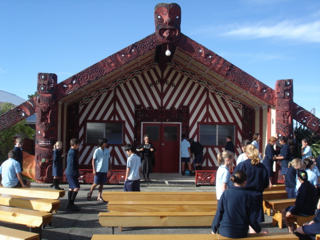 Makirikiri Marae