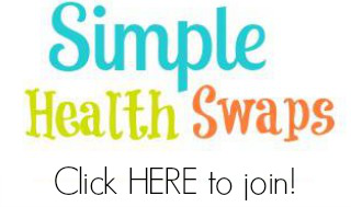 Join us for Simple Health Swaps