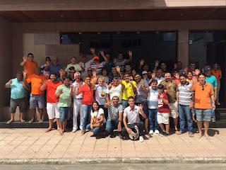 Girassóis lançará pré-candidatos a prefeito de Guarabira em plenária no próximo dia 8