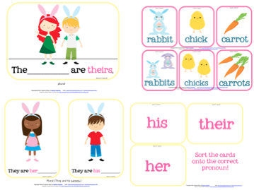 http://www.teacherspayteachers.com/Product/Pronoun-Spring-Fun-1189475