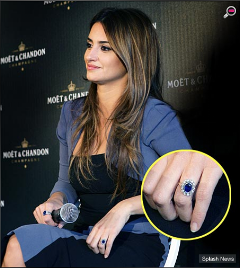 Blue Sapphire Rings From Red Carpets Engagements To Daily
