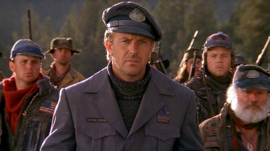 O Mensageiro (The Postman) 1997 Filme 720p BDRip Bluray HD completo Torrent