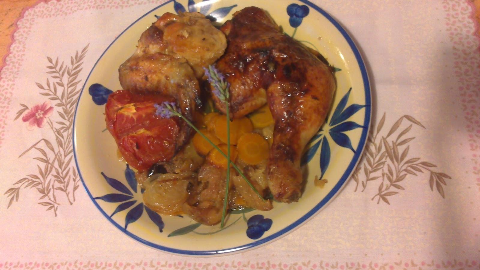Las recetas de carmen ramos cocina mariposa pollo asado - Cocina con carmen ...