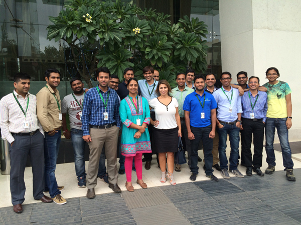 GotPrint staff in India