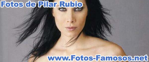 Fotos de Pilar Rubio