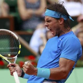 Rafa Nadal campeón
