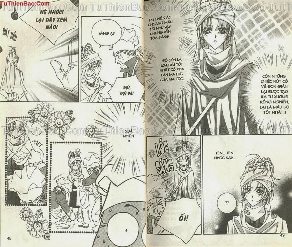 Hồi ký ma vương Chapter 2 - Trang 23