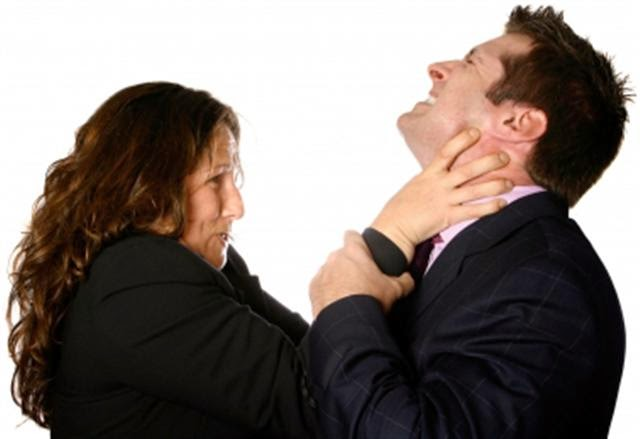 violence in marriage