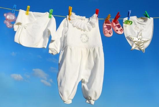 Tips Cuci Pakaian Bayi