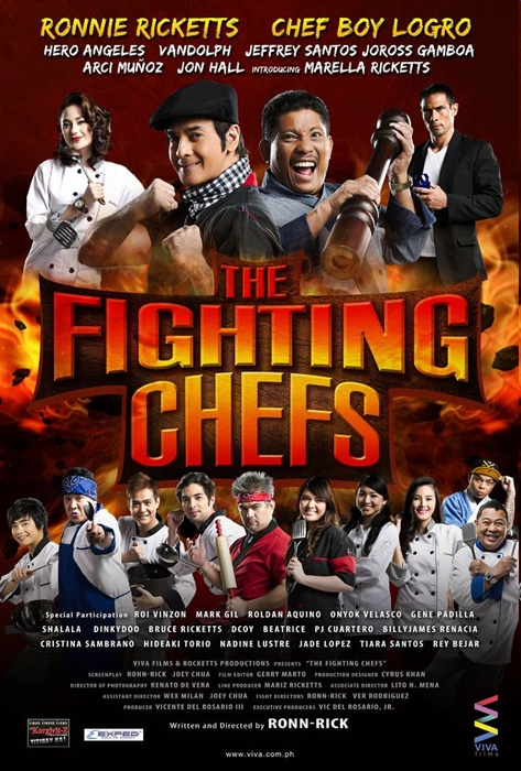 The Fighting Chefs 2013