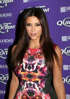 Gaya Kim Kardashian Jadi Inspirasi Seleb Indonesia