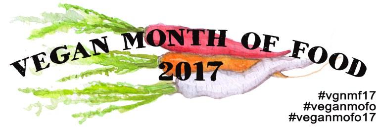 Vegan MoFo 2017