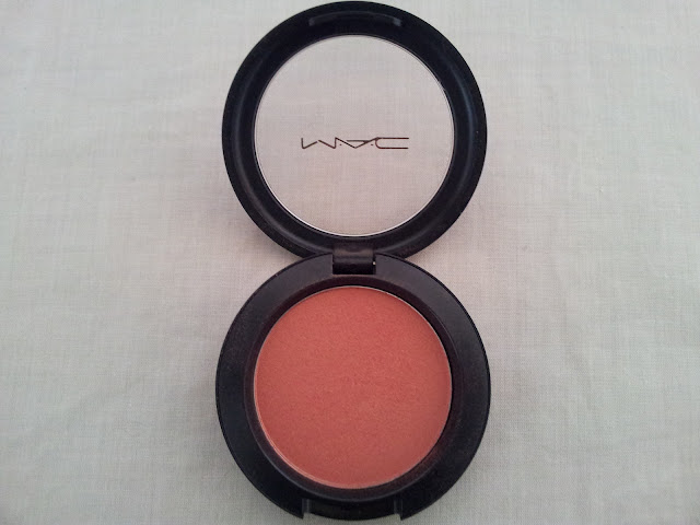 MAC Cosmetics Powder Blush in Springsheen