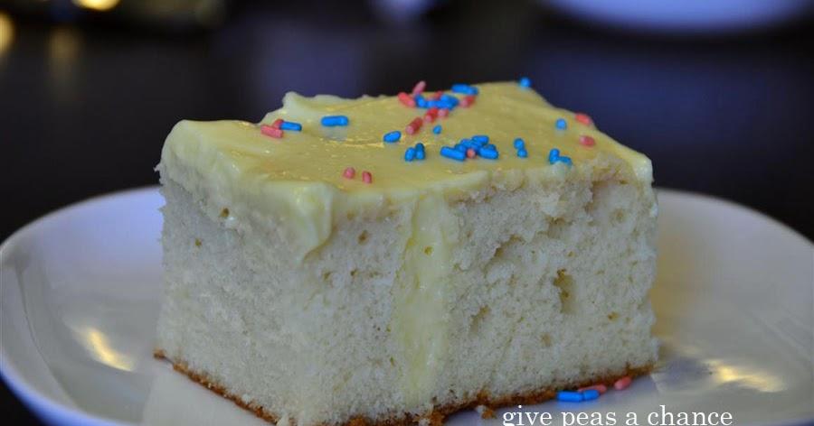 Poke Cake Stuck In Pan