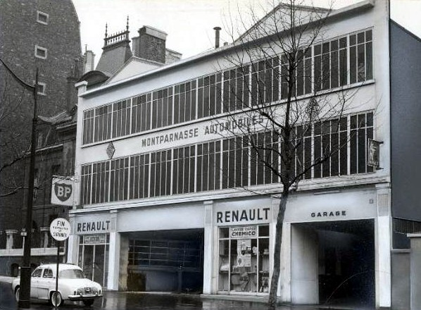 L 39 univers du garage et de la station service garages renault 1 - Garage renault occasion paris ...