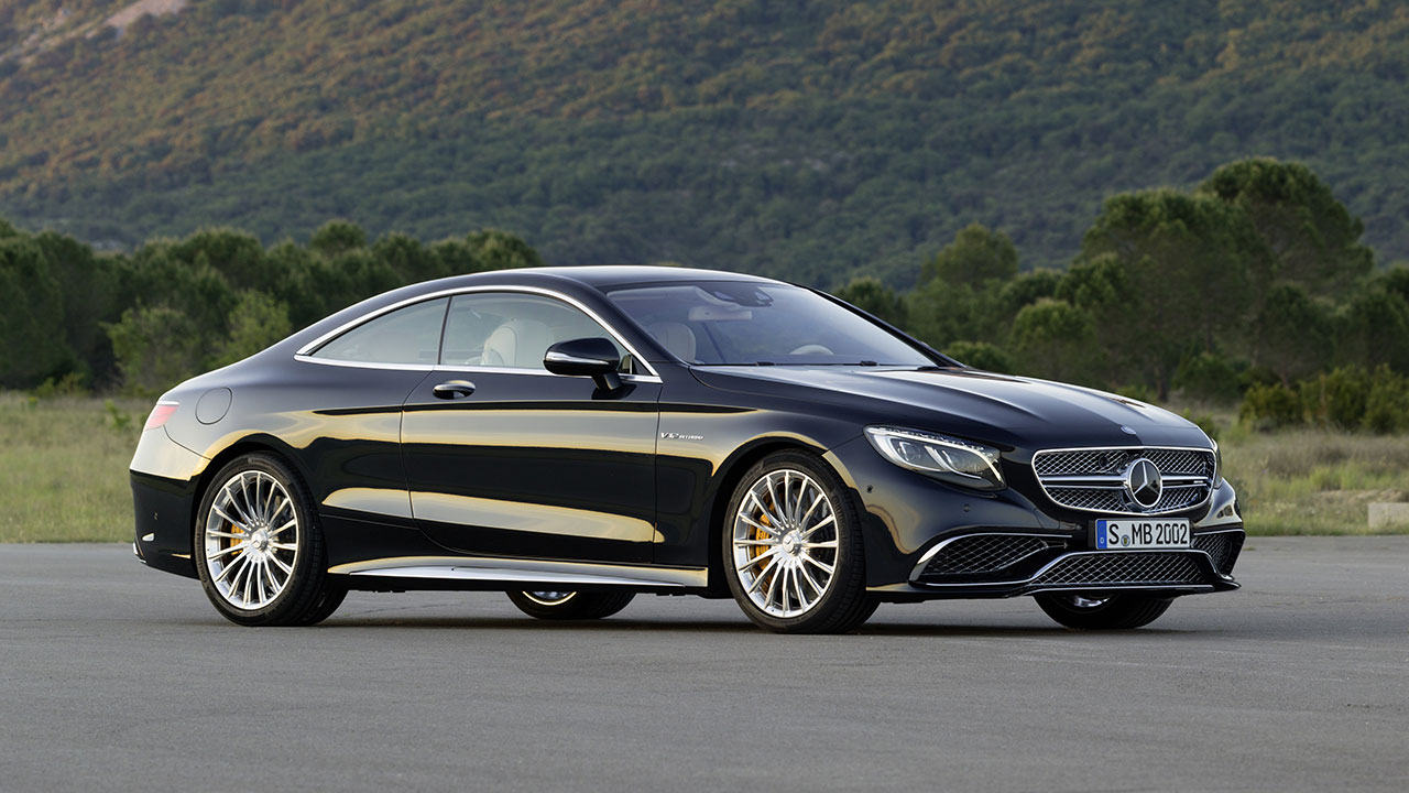 Mercedes-Benz S 65 AMG Coupé