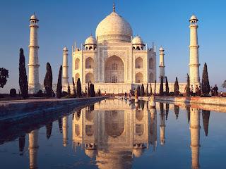 تاج محل - جوهرة العمارة الاسلامية
