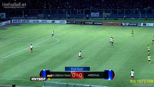 Friendly - Indonesia XI vs Arsenal