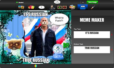редактировать надписи для мемов в бесплатном онлай фото редакторе piZap для новичков
