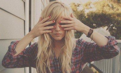 Ojos que no ven, corazón que no siente.