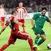 Sivasspor - Bursaspor Türkiye Kupası Maçı