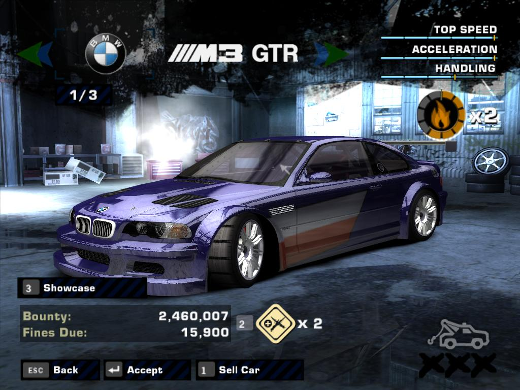 Игру The Need For Speed Most Wanted