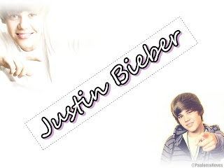 Justin Bieber official wallpaper