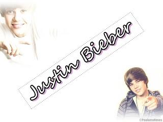 Justin Bieber official wallpaper