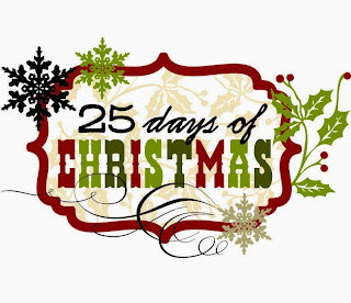 25 days of Christmas hop