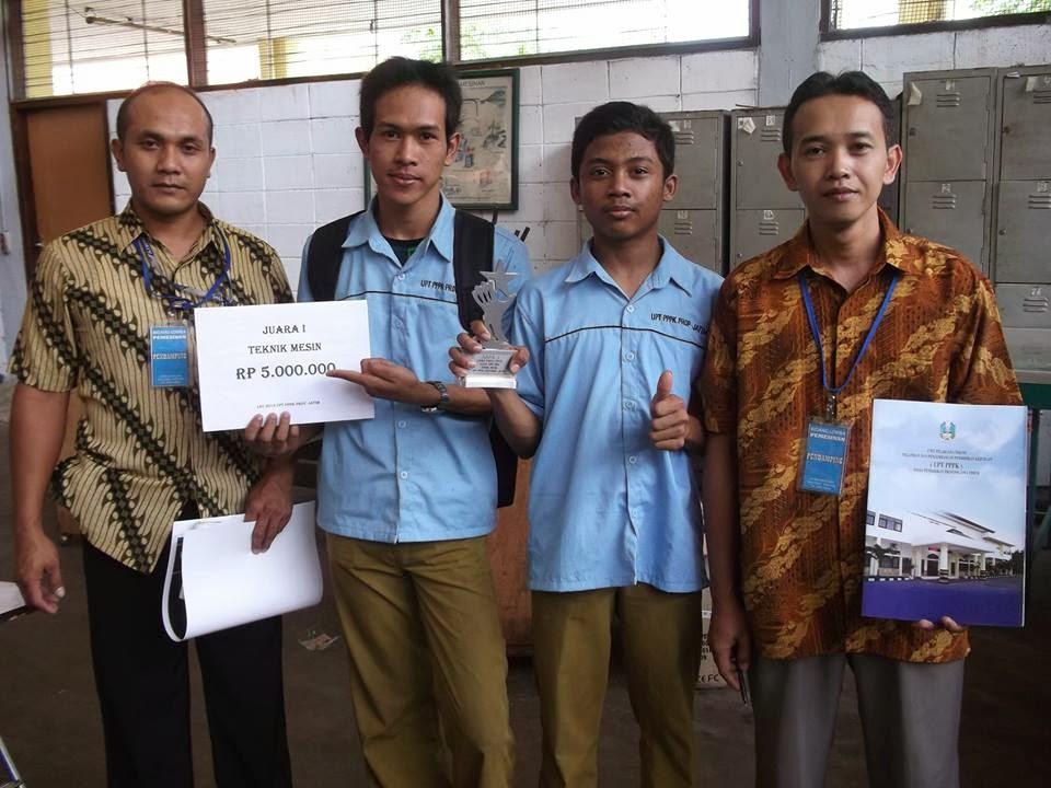 Lomba Inovasi Karya Siswa Blpt Surabaya Guraruguraru