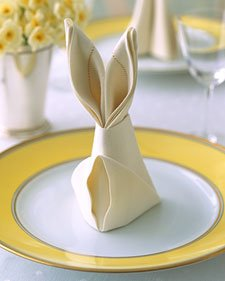 Very Merry Vintage Syle: Easy Easter Table Decoration Ideas