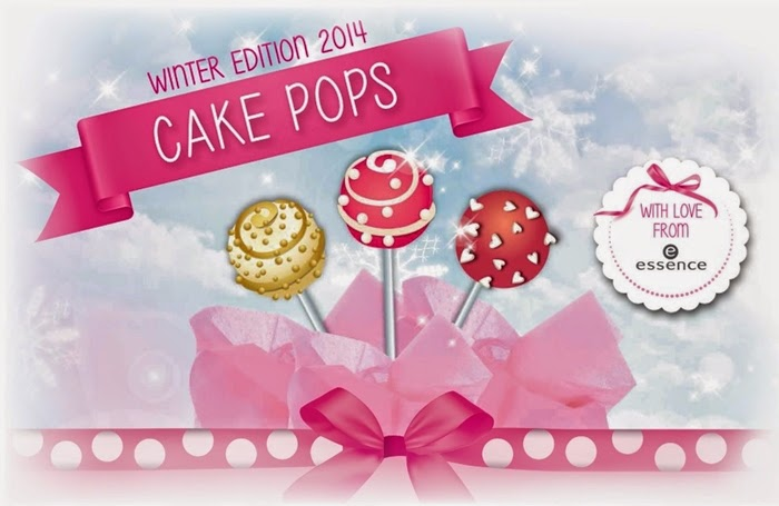 Essence - Cremas de manos - Cake Pops Winter Edition 2014