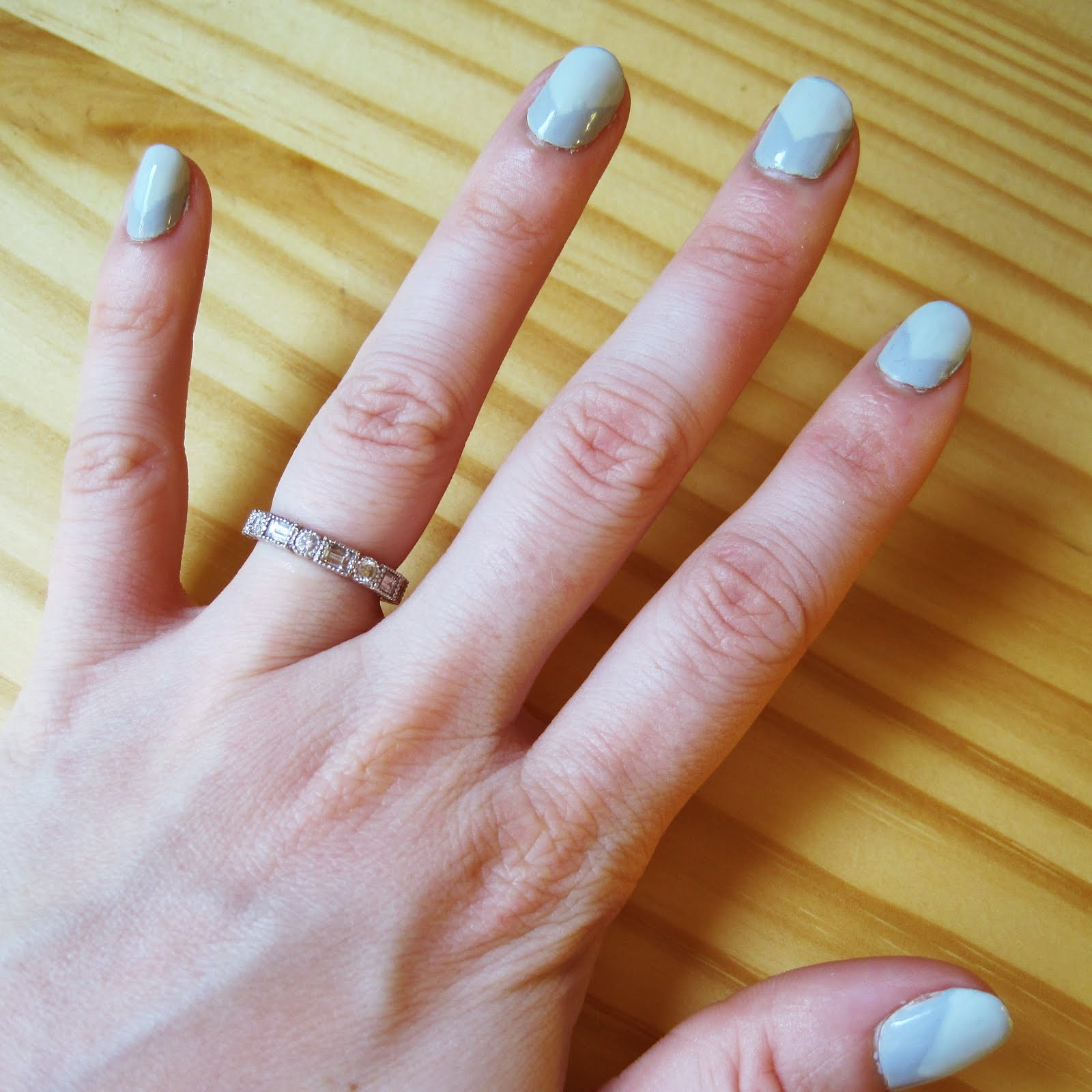 Blogging for YA: Wrap Up: Fancy Nails Edition