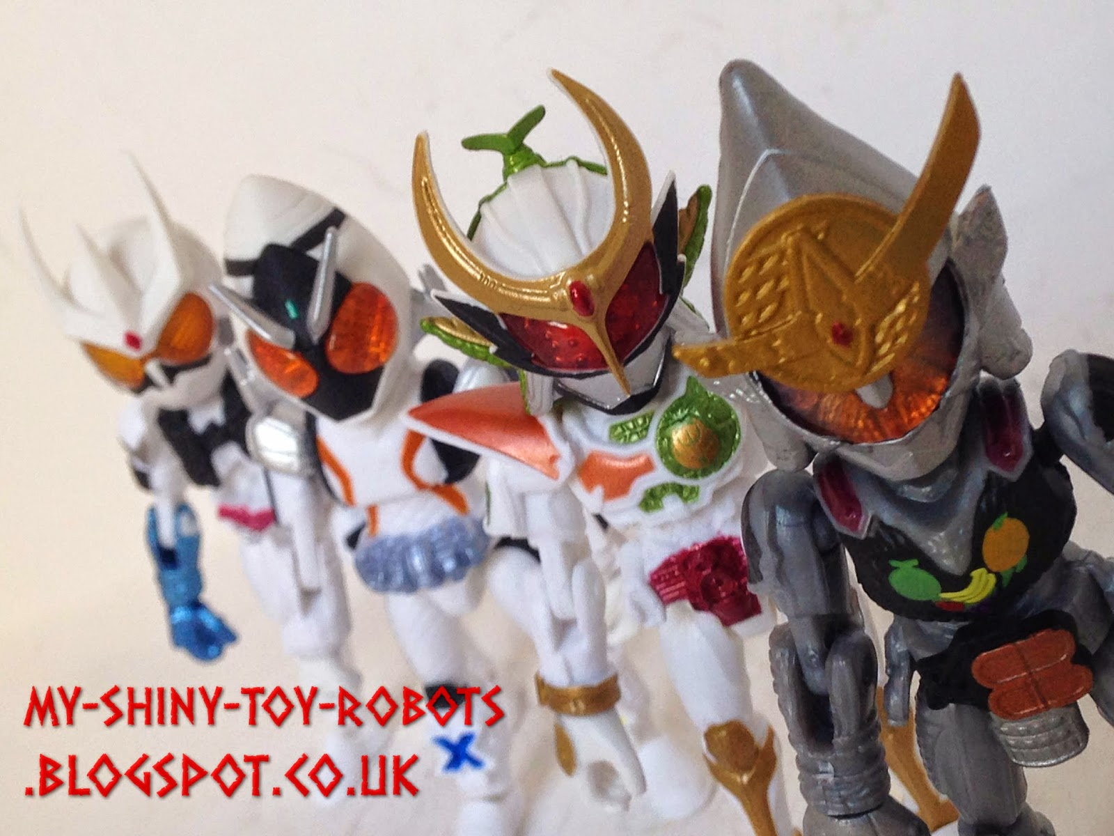 66action Kamen Riders Wave 3