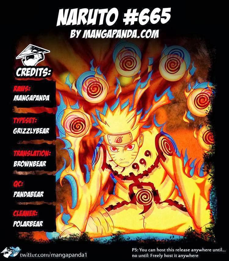 Naruto - Chapter 665 - Pic 22