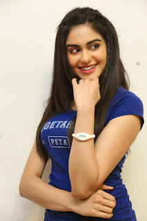 Adah sharma Pictures at Peta event 035