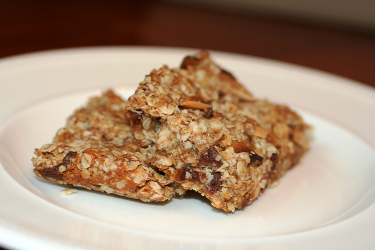 Oats Chunky Peanut Butter Chocolate Chips And Honey Recipe