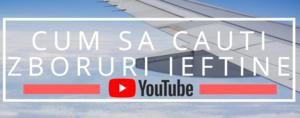 Urmareste canalul YouTube si devino vanator de oferte!