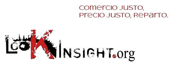 LooKInsight, Comercio justo, Precio justo, Reparto.