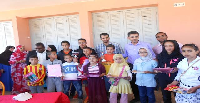 مجموعة مدارس فاصك تخلد الذكرى الاربعين لعيد المسيرة الخضراء