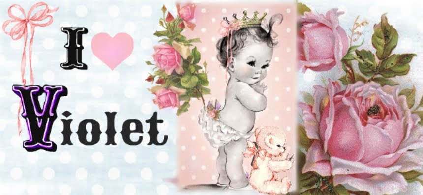 I Heart Violet