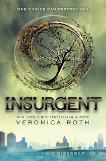Book Review: Insurgent (Divergent, Book 2), By Veronica Roth US Cover Artwork