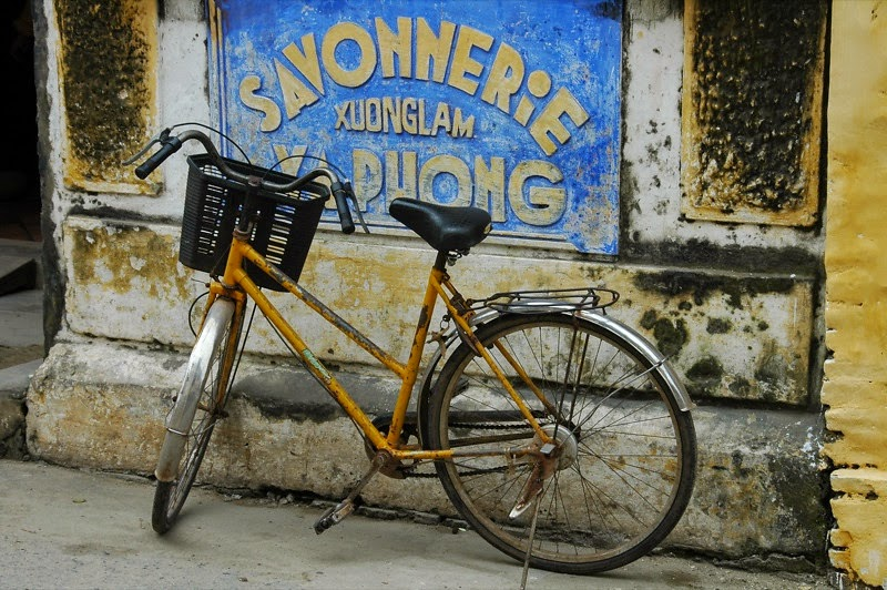Cycling Hoian