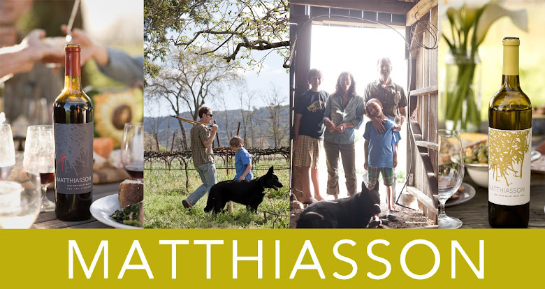 Matthiasson Vineyard