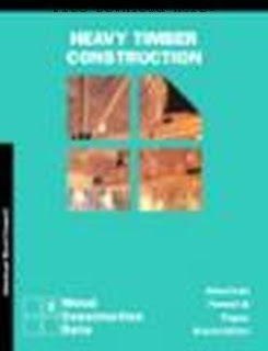 Download Heavy Timber Construction Book