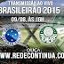 CRUZEIRO x PALMEIRAS - BRASILEIRÃO - 09/08 - 16h