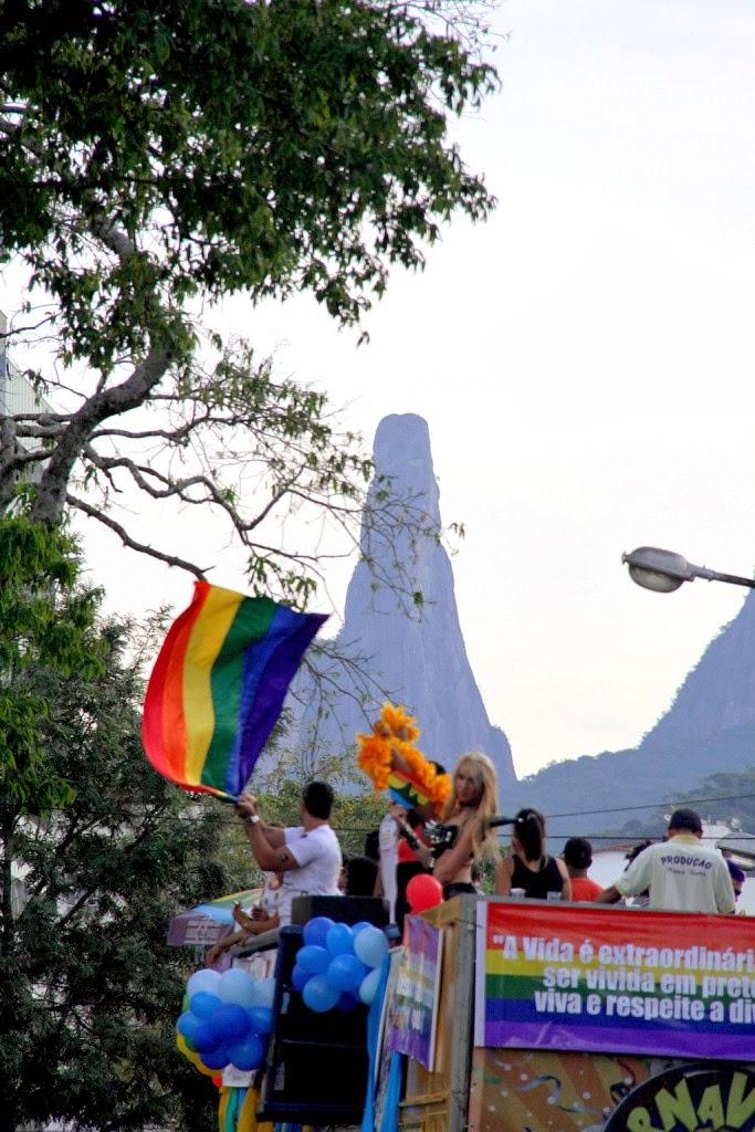 Parada do Orgulho LGBT em Teresópolis