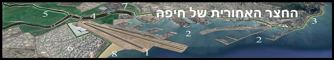 החצר האחורית של חיפה