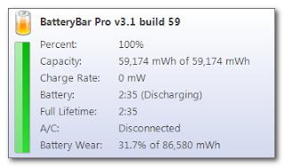BatteryBar - Source: Osiris Development