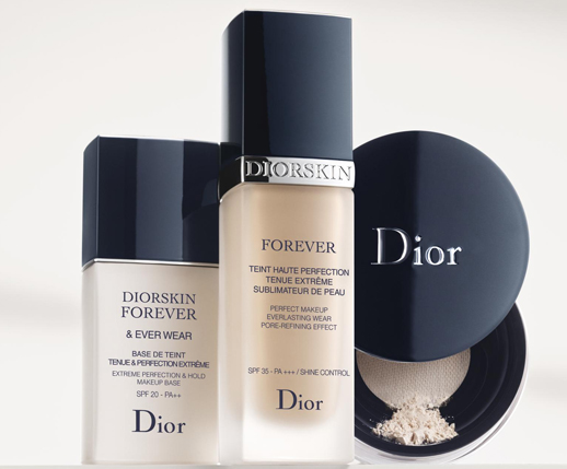 dior maquillaje forever